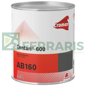 CROMAX RESINA AB160 CENTARI 600 LITRI 3,5