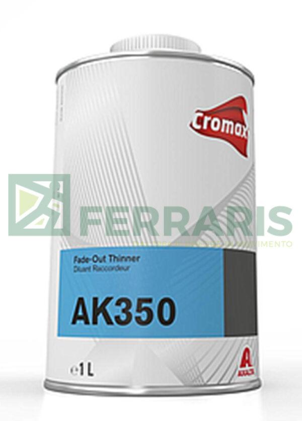 CROMAX DILUENTE AK350 PER SFUMATURE LITRI 1