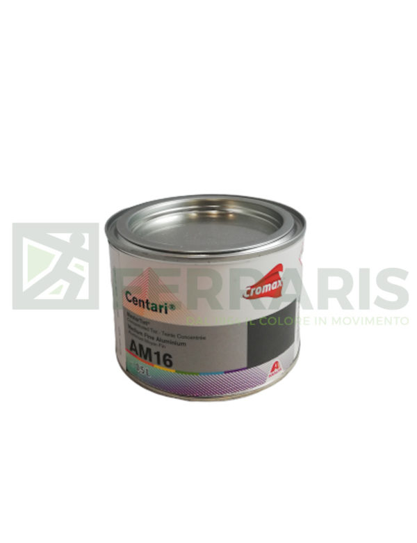 CROMAX AM16 CENTARI BASE MEDIUM FINE ALUMINIUM LITRI 0,5