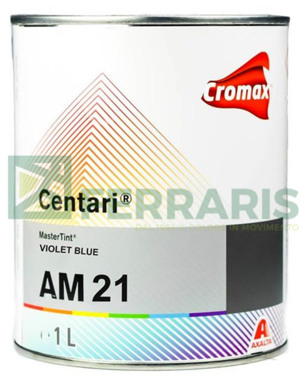 CROMAX AM21 CENTARI BASE VIOLET BLUE LITRI 1