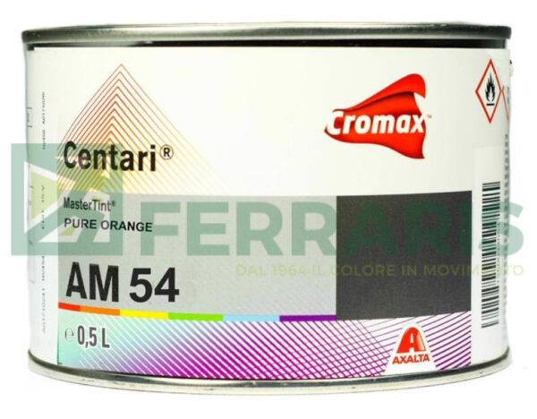 CROMAX AM54 CENTARI BASE PURE ORANGE 0,5 LITRI