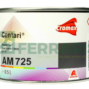 CROMAX AM725 CENTARI MASTER TINT RADIANT RED EFX LITRI 0,1