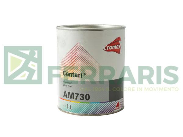 CROMAX AM730 CENTARI BASE MASTER TINT WHITE PEARL LITRI 1