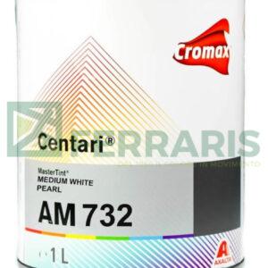 CROMAX AM732 CENTARI BASE MEDIUM WHITE PEARL LITRI 1