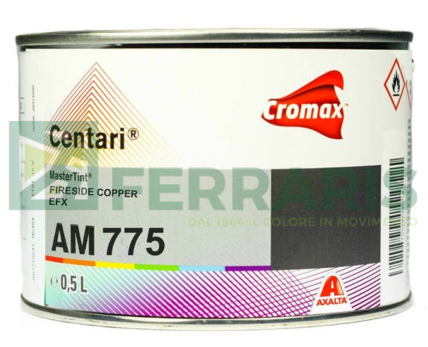 CROMAX AM775 CENTARI BASE FIRESIDE COPPER EFX LITRI 0,5