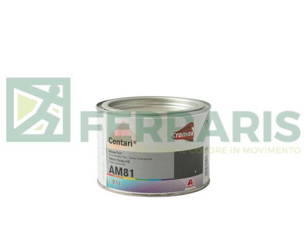 CROMAX AM81 CENTARI BASE YELLOW OXIDE HS LITRI 0,5