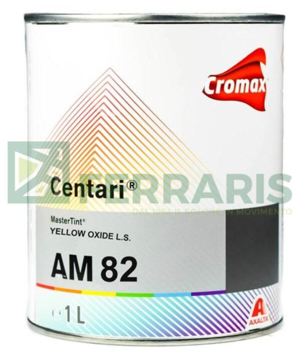 CROMAX AM82 CENTARI BASE YELLOW OXIDE LS LITRI 1