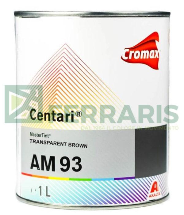 CROMAX AM93 CENTARI BASE TRASPARENT BROWN LITRI 1