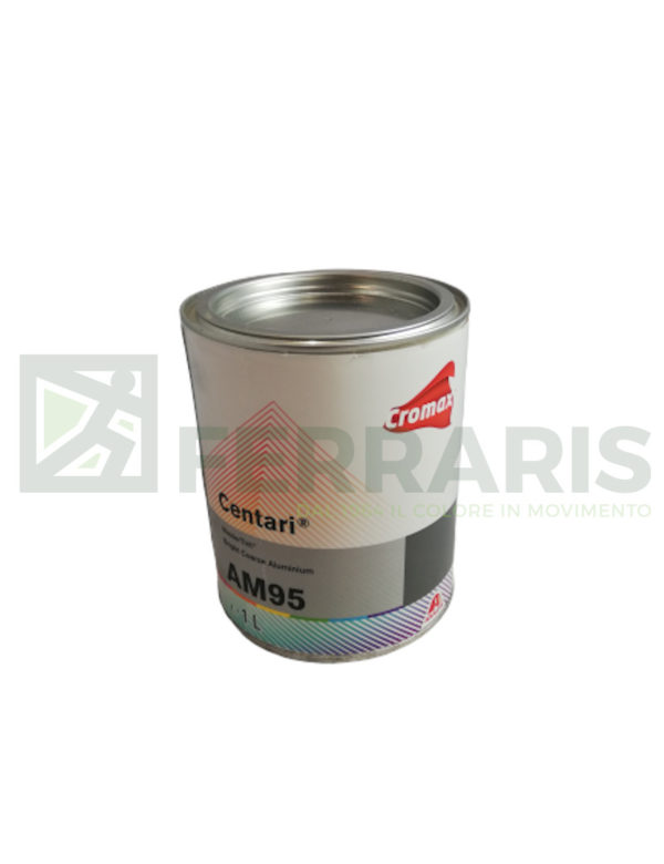 CROMAX AM95 CENTARI BASE BRIGHT COARSE ALUMINIUM LITRI 1