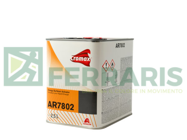 CROMAX AR7802 CATALIZZATORE ENERGY SURFACER ACTIVATOR LITRI 2,5