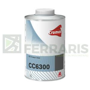 CROMAX CC6300 TRASPARENTE LITRI 1