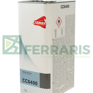 CROMAX CC6400 TRASPARENTE LITRI 5