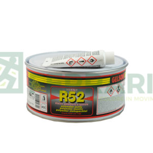 GELSON STUCCO POLIESTERE R52 LIGHT BIANCO 750 ML CON INDURITORE