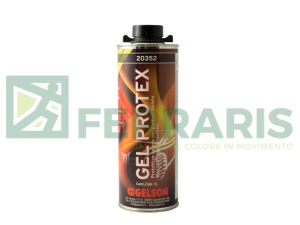 GELSON 20352 GEL PROTEX NERO IN CARTUCCIA DA 1 LITRO
