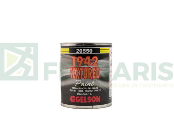 GELSON 1942 TEXURED 20550 NERO 1 LITRO