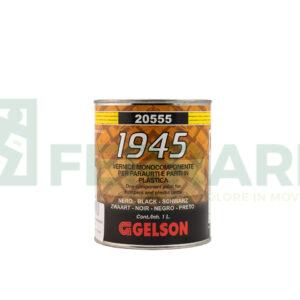 GELSON 1945 VERNICE MONOCOMPONENTE NERA PER PLASTICHE DA 1 LT