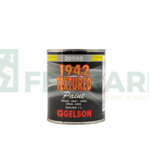 1942 Gelson TEXURED 20560 GRAY 1 LITRE