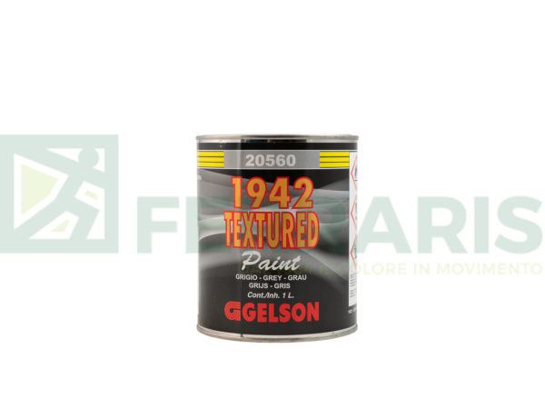 GELSON 1942 TEXURED 20560 GRIGIO 1 LITRO