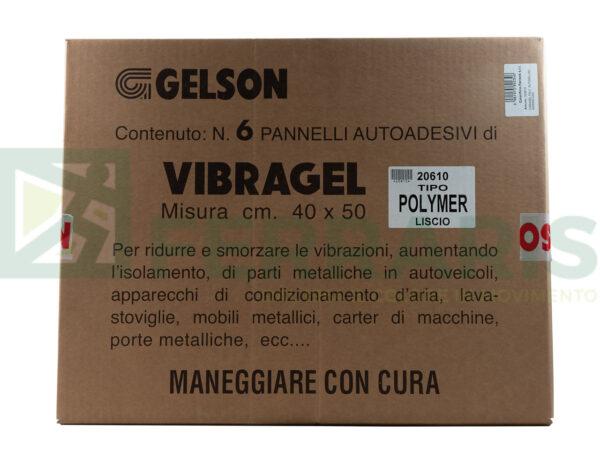 GELSON PANNELLI ANTIROMBO 20610 LISCIO PEZZI 6