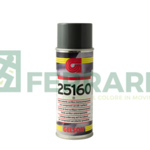 GELSON 25160 SPRAY FONDO ISOLANTE  GRIGIO SCURO 400 ML