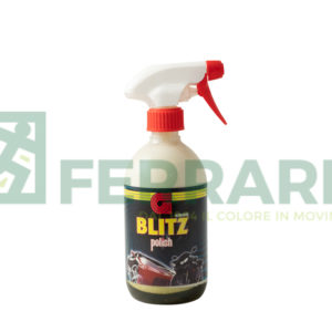 GELSON 45610B POLISH BLITZ BIANCO 500 ML