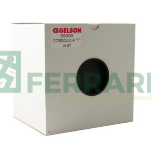 "GELSON 55090 CORDOLO A ""T"" 25 MT"