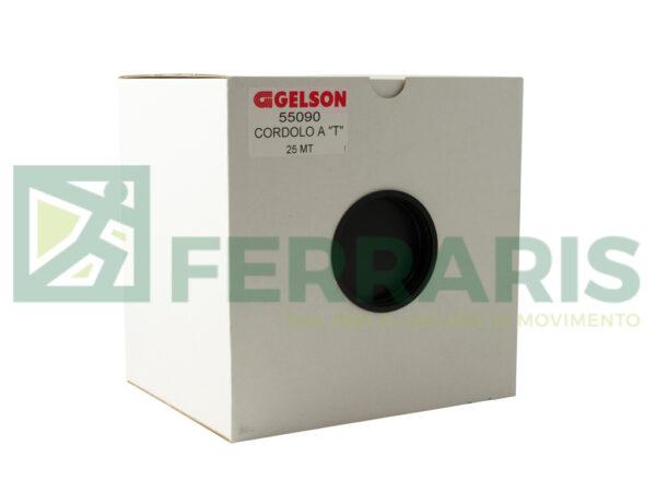 "GELSON 55090 CORDOLO A ""T"" 25 MT"