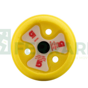 GELSON TAMPONE GIALLO ANGLE FOAM
