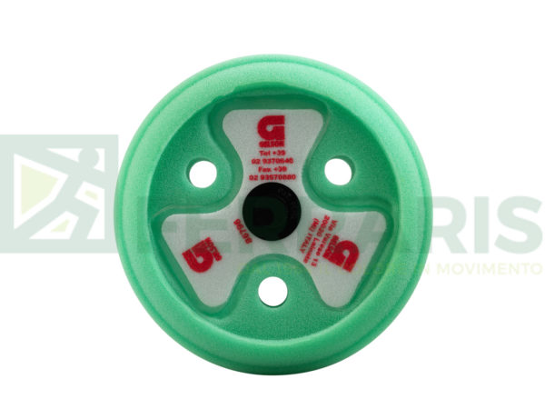GELSON TAMPONE VERDE ANGLE FOAM