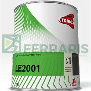 CROMAX LE2001 FONDO LITRI 3,5
