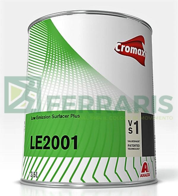 CROMAX LE2001 GRIGIO CHIARO FONDO ISOLANTE LT 3,5