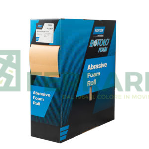 NORTON ROTOLO SOFT GRANA P500 115 MM X 25 MT