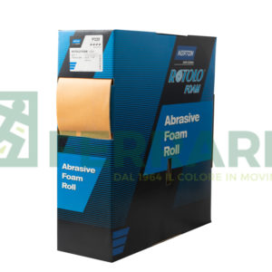 NORTON ROTOLO SOFT GRANA P320 115 MM X 25MT