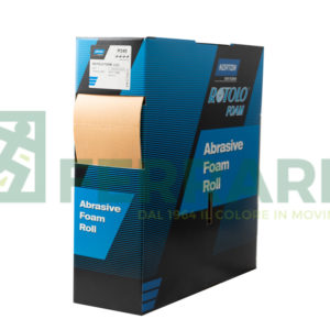 NORTON ROTOLO SOFT GRANA P240 115MM X 25MT