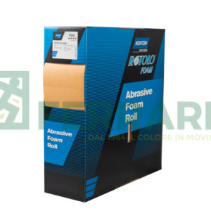 NORTON ROTOLO SOFT GRANA P800  115 MM X 25MT