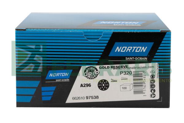 NORTON DISCHI GOLD RESERVE A296 P320 PEZZI 100
