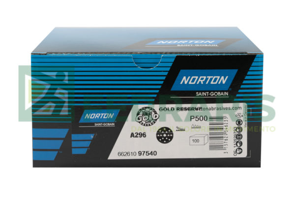 NORTON DISCHI GOLD RESERVE A296 P500 PEZZI 100