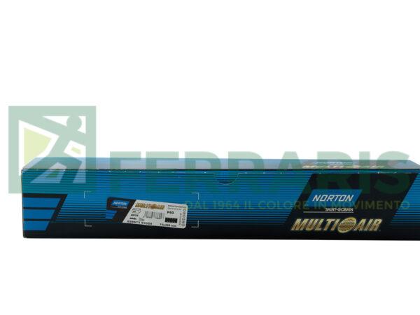 NORTON STRISCE ABRASIVE NORZON  70 X 420 MM P60 PEZZI 50