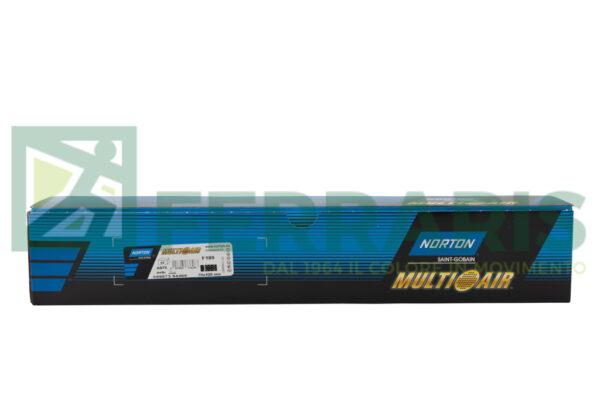 NORTON STRISCE ABRASIVE MULTI AIR PLUS A975 70 X 420 MM P180 PEZZI 50