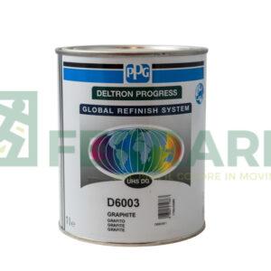 PPG D6003 DELTRON UHS GRAPHITE DA LITRI 1