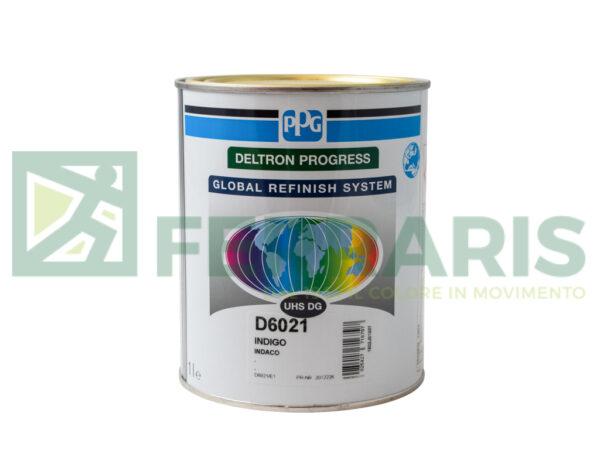 PPG D6021 DELTRON UHS INDIGO LITRI 1