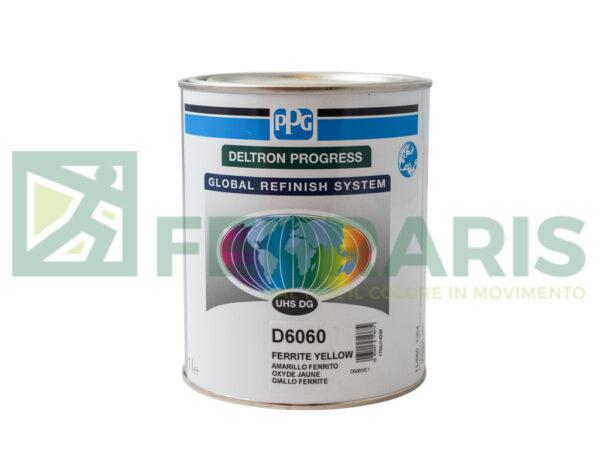 PPG D6060 DELTRON UHS FERRITE YELLOW LITRI1