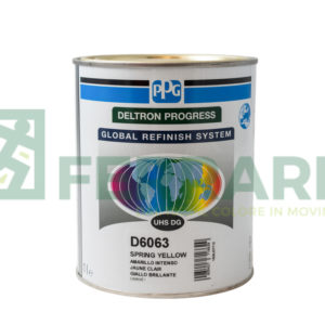 PPG D6063 DELTRON UHS SPRING YELLOW LITRI 1