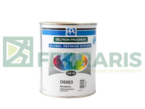 PPG D6083 DELTRON UHS MAGENTA LITRI 1