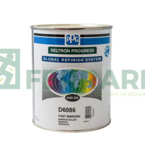 PPG D6086 DELTRON UHS FAST MAROON LITRI 1