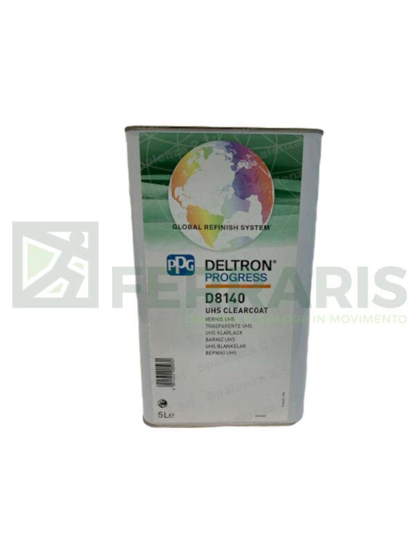 PPG D8140 TRASPARENTE DELTRON UHS LITRI 5