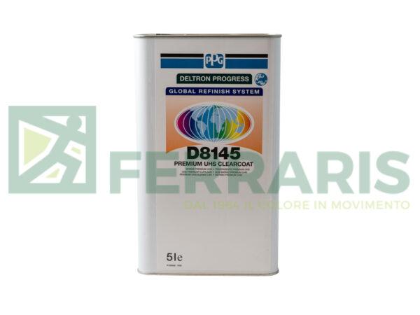 PPG D8145 TRASPARENTE PREMUIUM UHS LITRI 5