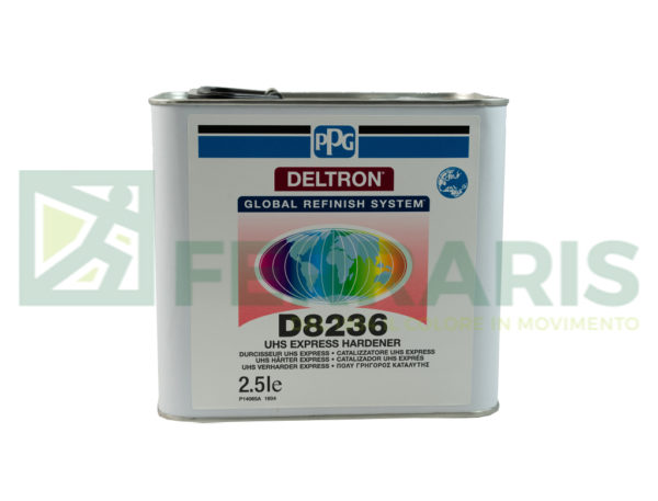 PPG D8236 CATALIZZATORE UHS EXPRESS LITRI 2,5