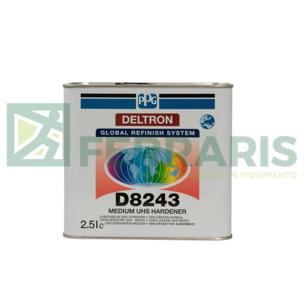 PPG D8243 CATALIZZATORE NORMAL UHS LITRI 2,5