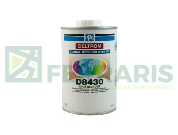 PPG D8430 DILUENTE PER SFUMATURA LITRI 1